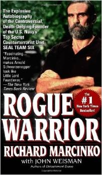 Rogue Warrior Cover